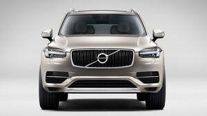 08/2014, Volvo XC 90 Sperrfrist 27.8.2014 00.00 Uhr