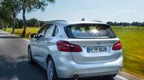 08/2015, BMW 225xe Sperrfrist