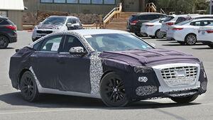 08/2015, Hyundai Genesis Erlkönig
