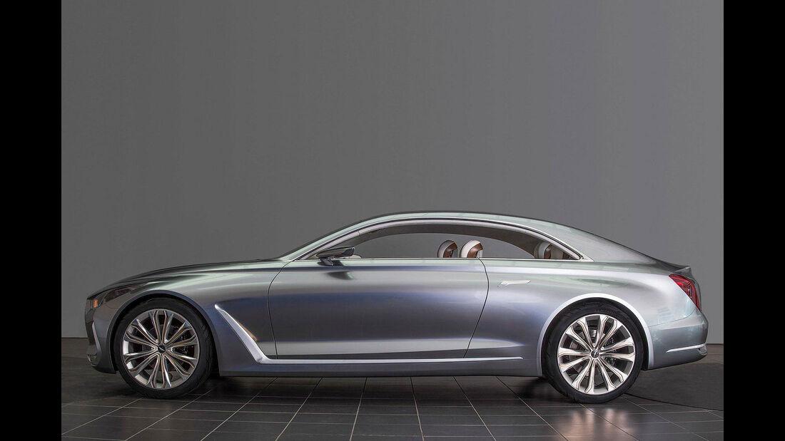 "08/2015 Hyundai ""Vision G"" Concept Coupe"