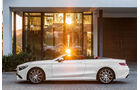 08/2015, Mercedes S-Klasse Cabrio 2.9.2015 Sperrfrist S 63 4MATIC Cabriolet