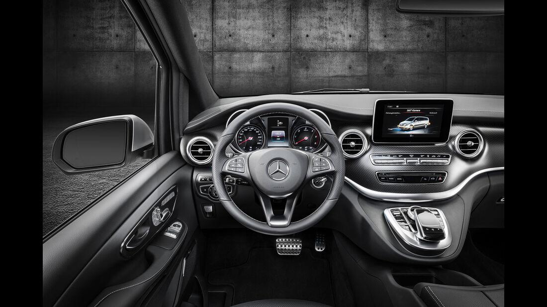 08/2015, Mercedes V-Klasse AMG Line