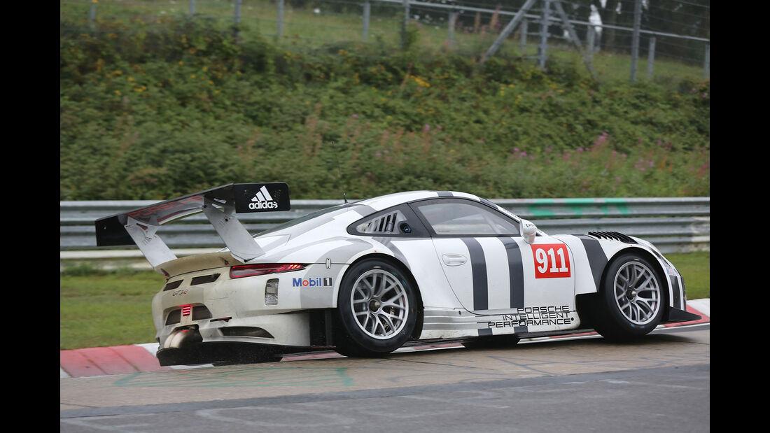 08/2015, Porsche 911 GT3 R