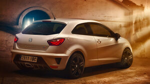 08/2015, Seat Ibiza Cupra Sperrfrist