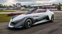 08/2016, Nissan Bladeglider Fahrbericht