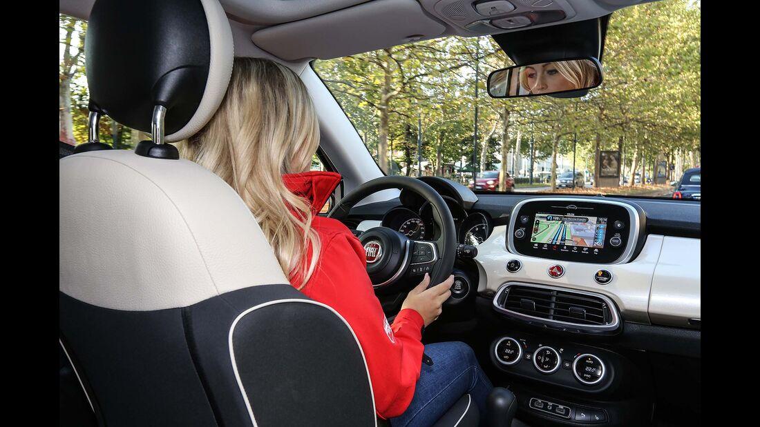 08/2018 Fiat 500 X