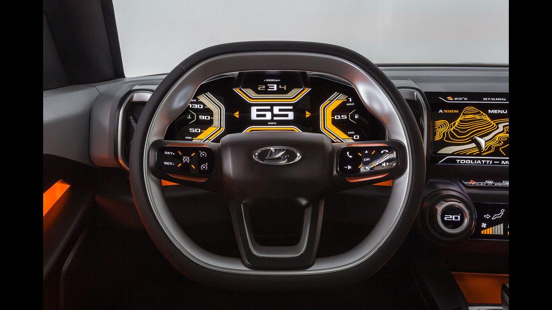 08/2018 Lada Vision 4x4 Niva