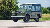 08/2019, 1966 Land Rover Series IIA 88 des Dalai Lama