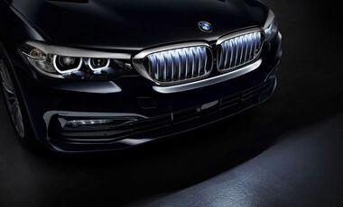 08/2019, BMW 5er G30/G31 Iconic Glow-Nierenbeleuchtung