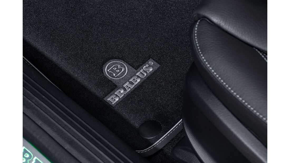 08/2019, Brabus B35 S Mercedes A-Klasse A35 4Matic
