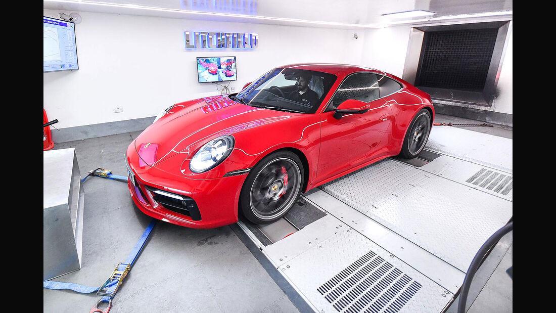 08/2019, Litchfield Porsche 911 Carrera 4S (Baureihe 992)