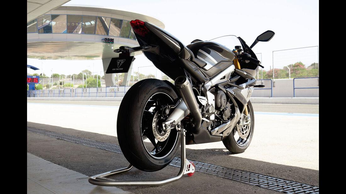 08/2019, Triumph Daytona Moto2 765 Special Edition
