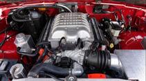 08/2020, 1989 Jeep Grand Wagoneer mit Hellcat-Motor