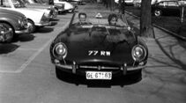 08/2020, 60 Jahre Jaguar E-Type 77RW