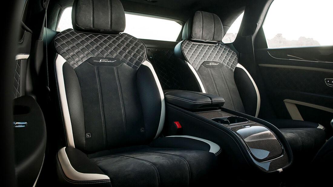 08/2020, Bentley Bentayga Speed MY 2021