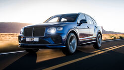 08/2020, Bentley Bentayga Speed MY 2021