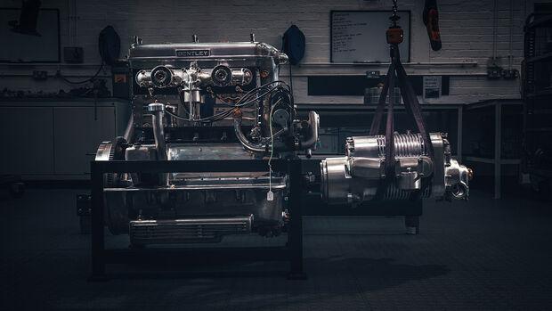 08/2020, Bentley Birkin Blower Neuauflage