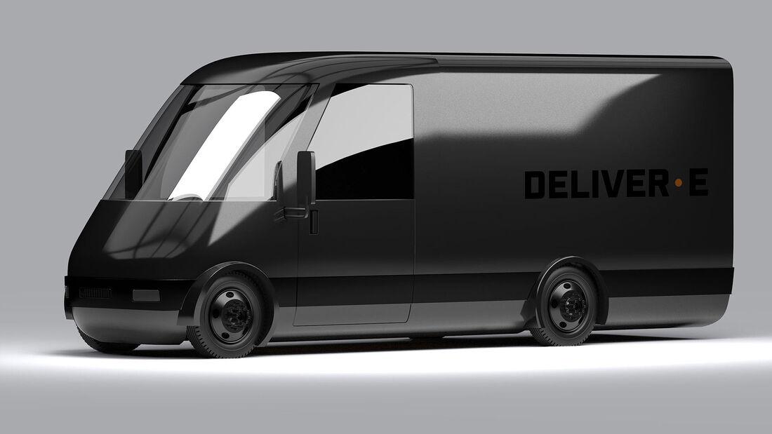 08/2020, Bollinger Deliver-E