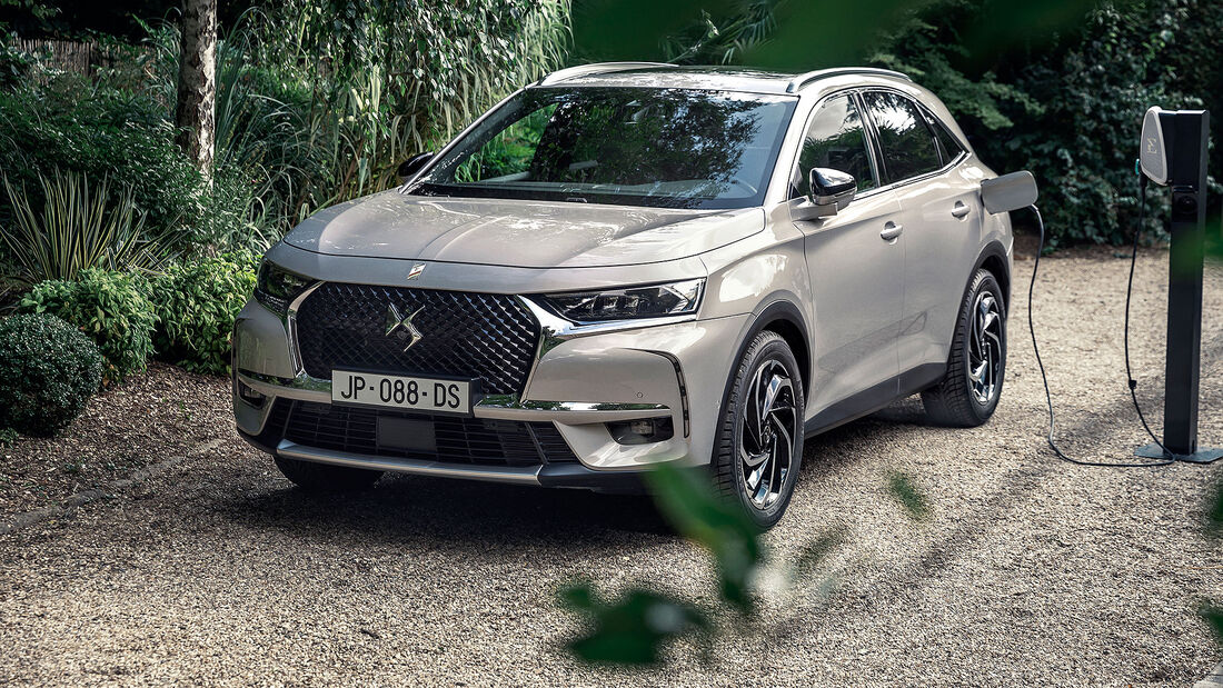 08/2020, DS 7 Crossback E-Tense 225