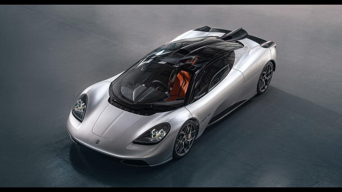 08/2020, Gordon Murray Automotive T.50