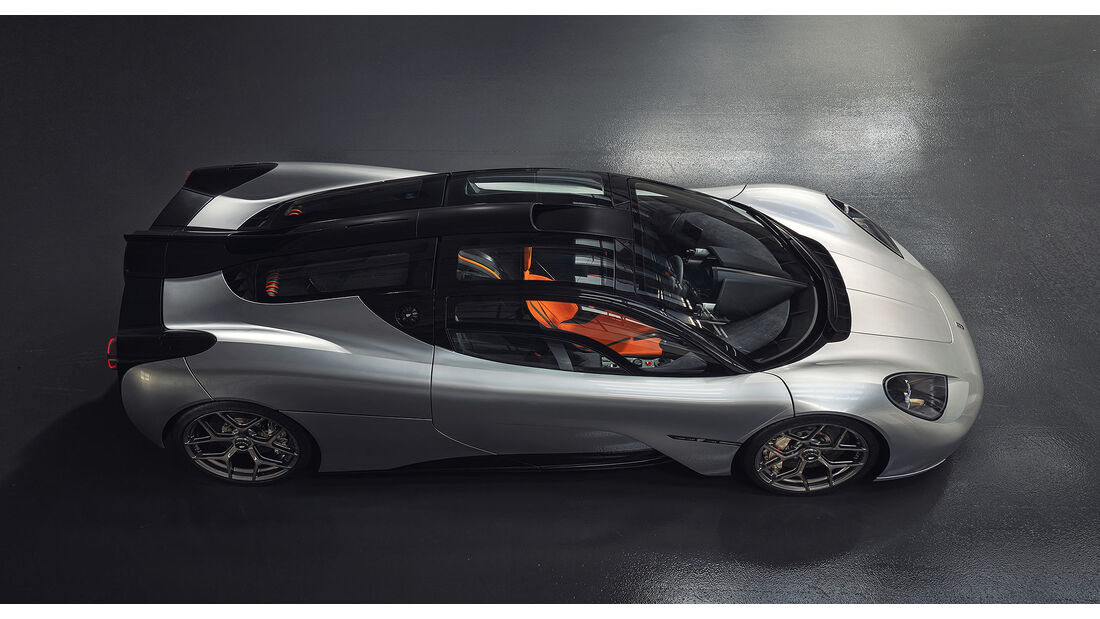 08/2020, Gordon Murray Automotive T.51