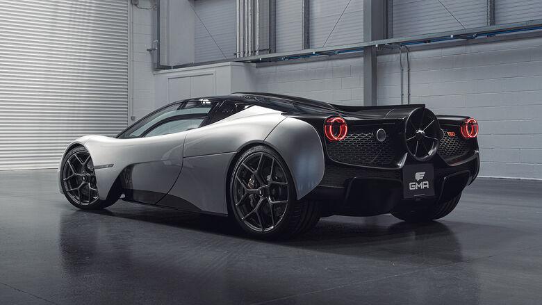 08/2020, Gordon Murray Automotive T.52