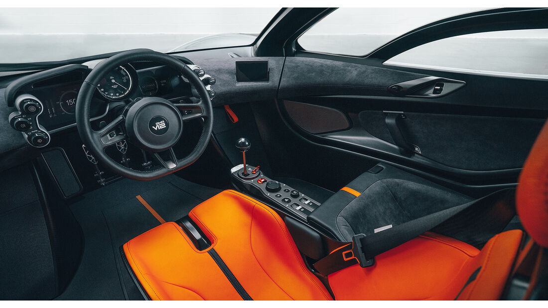 08/2020, Gordon Murray Automotive T.54
