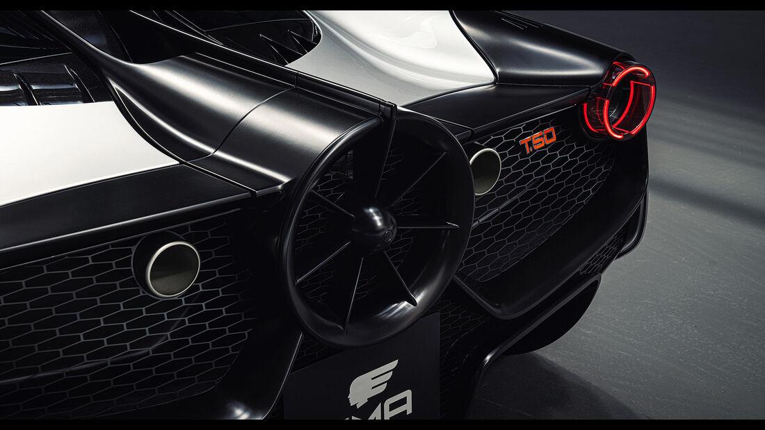 08/2020, Gordon Murray Automotive T.56