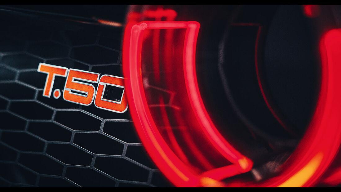 08/2020, Gordon Murray Automotive T.57