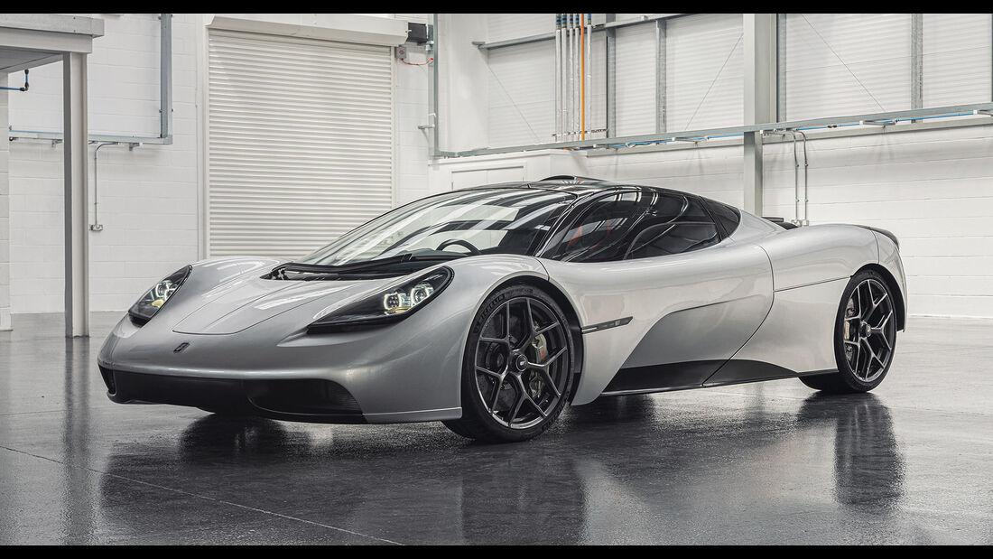 08/2020, Gordon Murray Automotive T.58