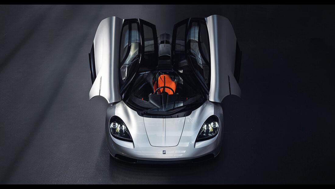 08/2020, Gordon Murray Automotive T.60
