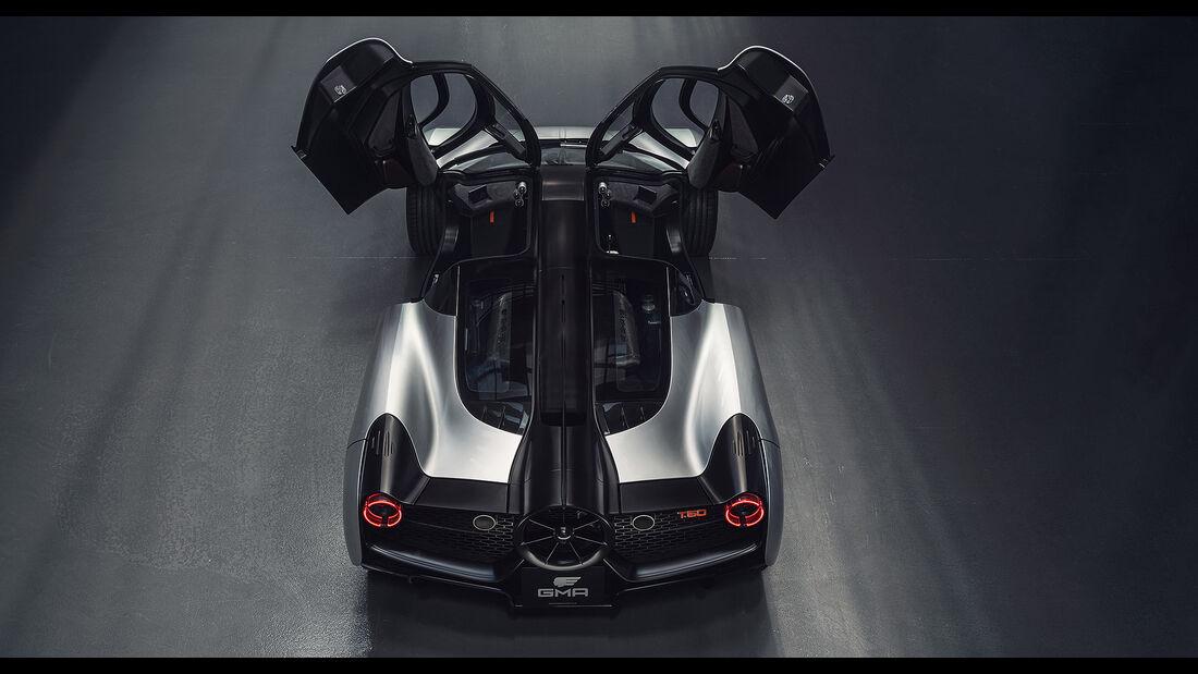 08/2020, Gordon Murray Automotive T.61