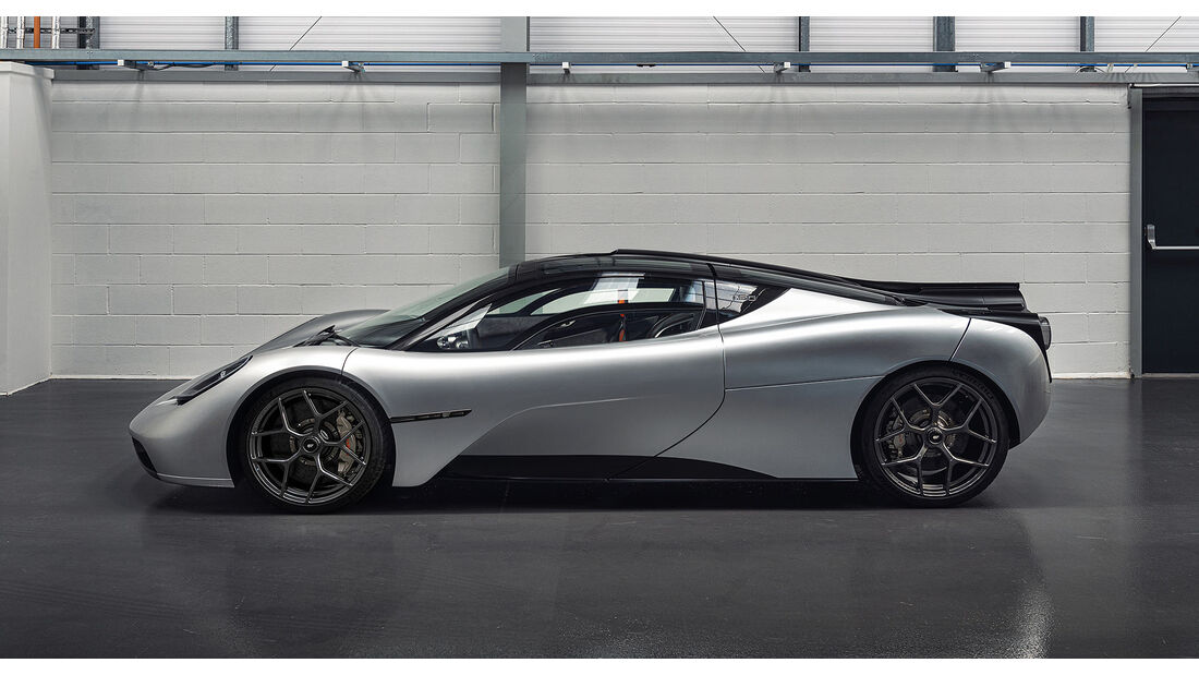 08/2020, Gordon Murray Automotive T.62