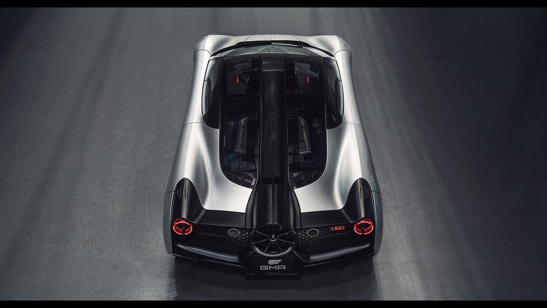 08/2020, Gordon Murray Automotive T.65