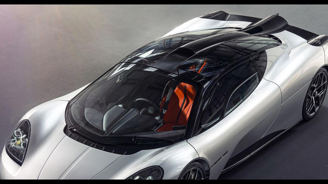 08/2020, Gordon Murray Automotive T.67