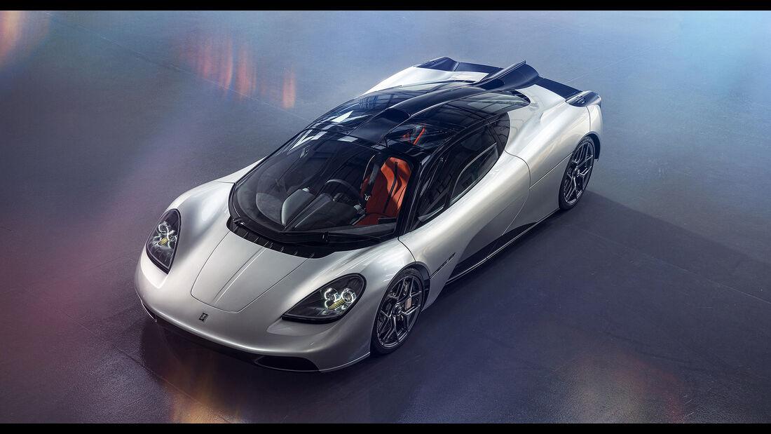 08/2020, Gordon Murray Automotive T.68