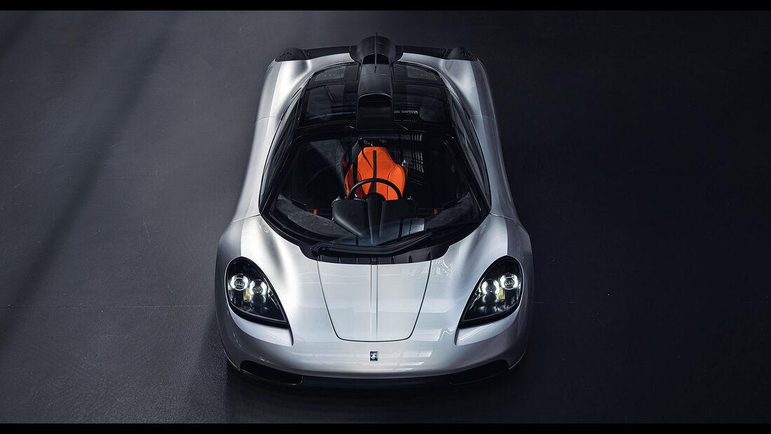 08/2020, Gordon Murray Automotive T.70