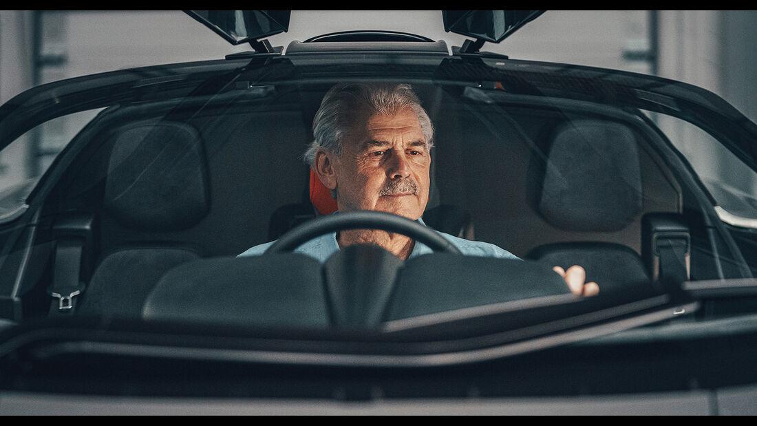 08/2020, Gordon Murray Automotive T.72