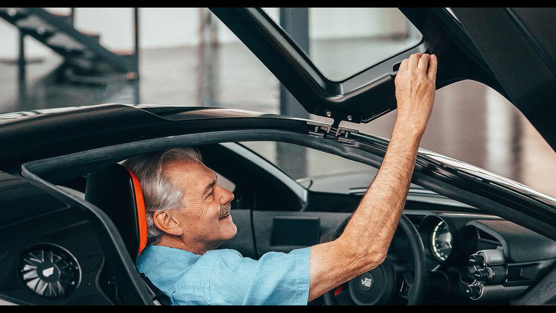 08/2020, Gordon Murray Automotive T.73