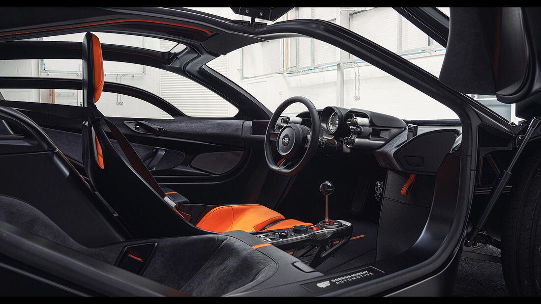 08/2020, Gordon Murray Automotive T.75