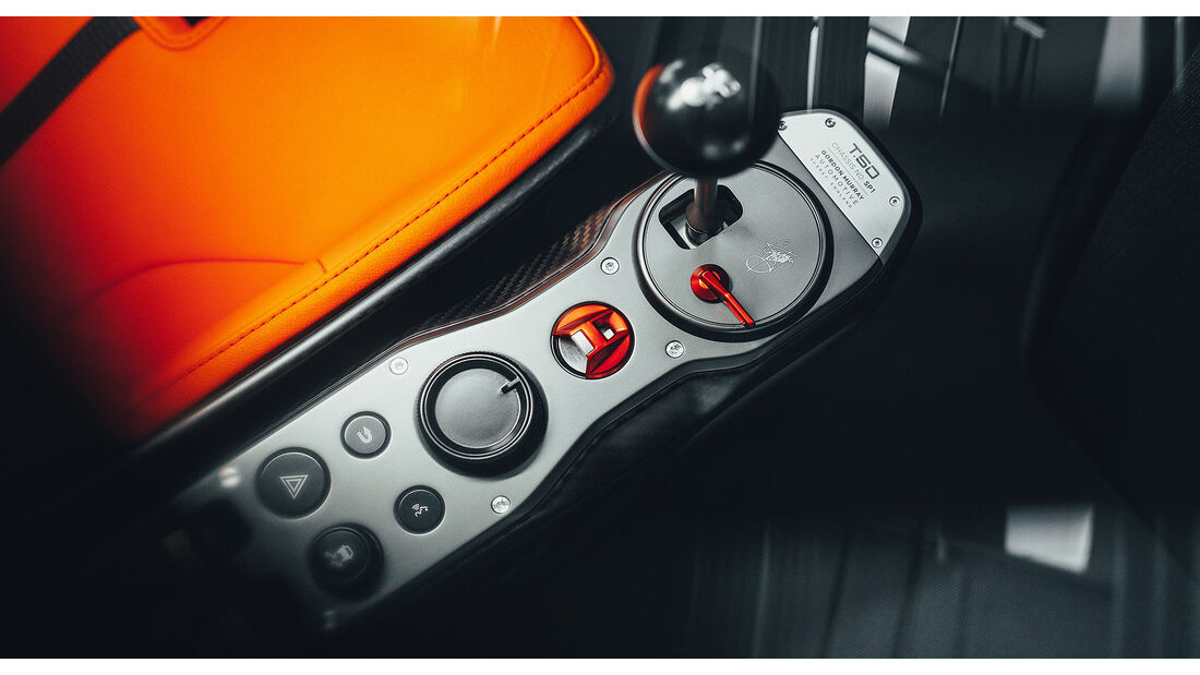 08/2020, Gordon Murray Automotive T.77