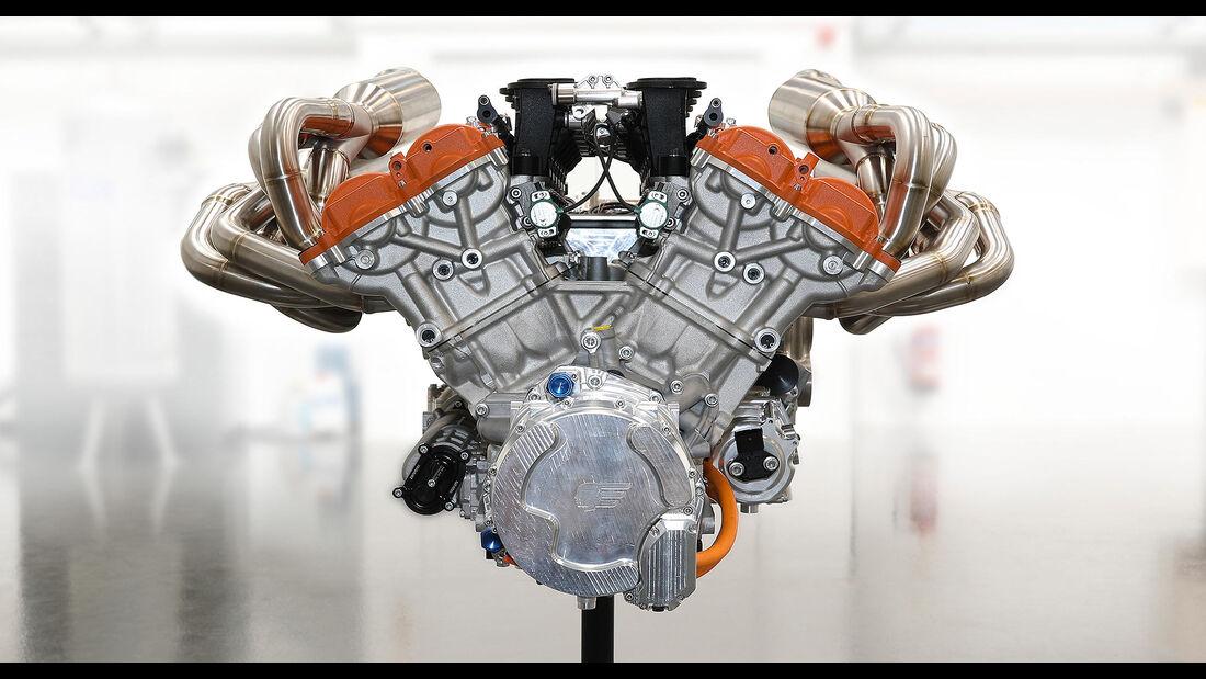 08/2020, Gordon Murray Automotive T.92
