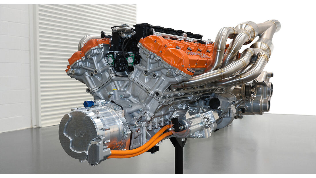 08/2020, Gordon Murray Automotive T.93