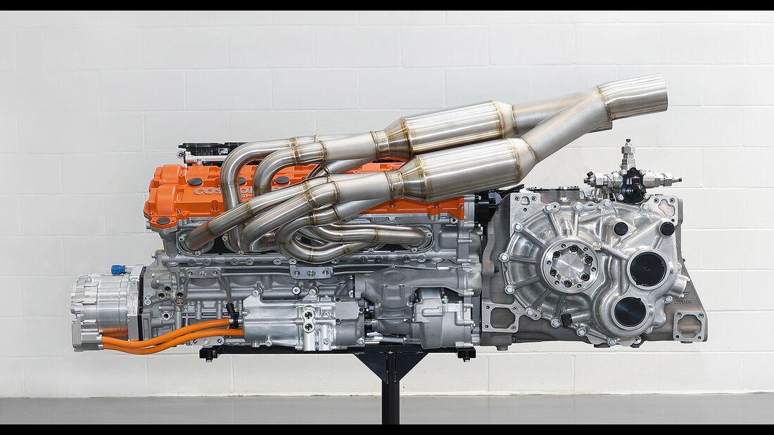08/2020, Gordon Murray Automotive T.94
