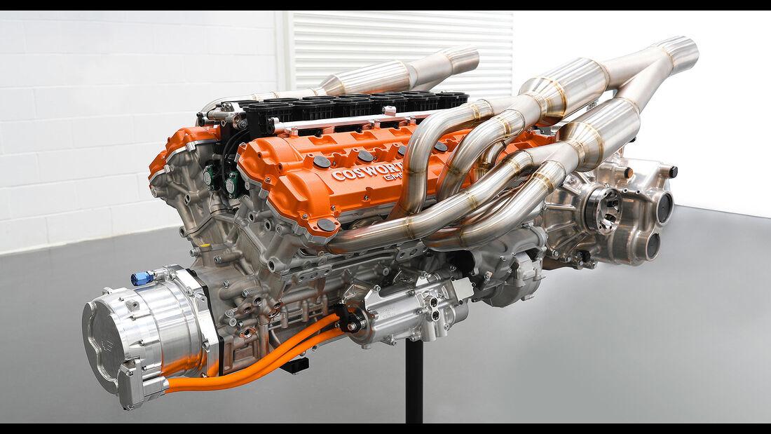 08/2020, Gordon Murray Automotive T.95