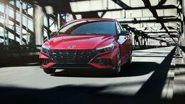 08/2020, Hyundai Elantra N-Line