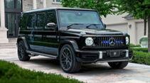 08/2020, Inkas Mercedes-AMG G 63 Stretch-Limo