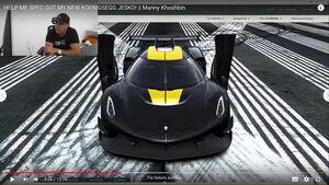 08/2020, Koenigsegg Jesko Konfigurator Manny Khoshbin
