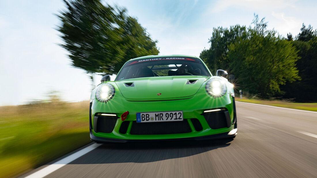 08/2020, Manthey Racing Porsche 911 991.2 GT3 RS MR