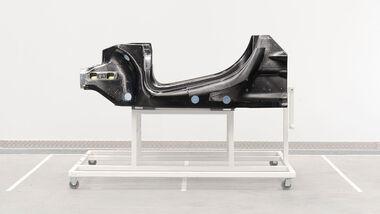 08/2020, McLaren neue Hybrid Plattform